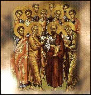On Apostles Part 1  عن الاباء الرسل الجزء الاول