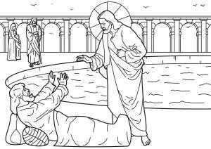 Healing of Bethsaida